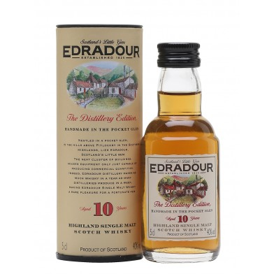 Edradour 10 Year Old Whisky (5cl)