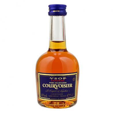 Courvoisier VSOP Cognac Brandy (5cl) Miniature