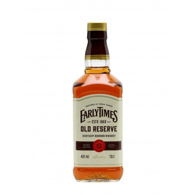 Early Times Old Reserve Kentucky Bourbon (70cl)