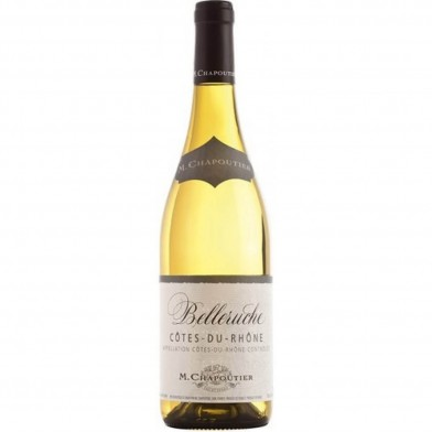 M. Chapoutier Belleruche Côtes du Rhône White (2011)