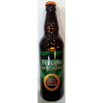 Brecon Brewing Cwrw-istmas (500ml)