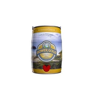Gower Gold (5 Litre Keg)