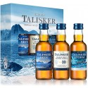 Talisker Made by the Sea Miniatures Gift Pack (3x5cl)