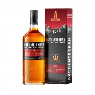 Auchentoshan 12 Year Old Single Malt Scotch Whisky (70cl)