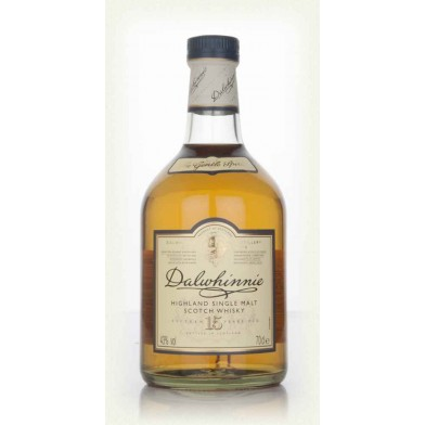 Dalwhinnie 15 Year Old Single Malt Whisky (70cl)