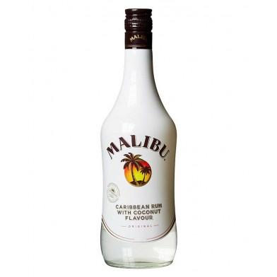 Malibu Caribbean Coconut Rum (1 Litre)