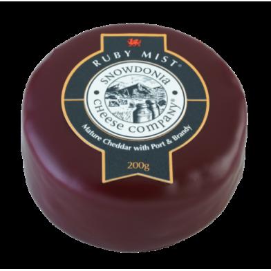 Snowdonia Cheese Ruby Mist (200g)