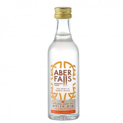 Aber Falls Orange Marmalade Gin Miniature (5cl)
