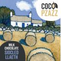 Coco Pzazz Milk Chocolate Bar (80g)