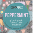 Coco Pzazz Giant Dark Chocolate Buttons – Peppermint (96g)