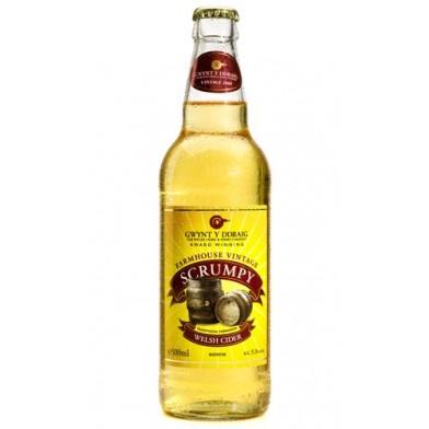 Farmhouse Vintage Scrumpy Welsh Cider