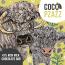 Coco Pzazz Fox & Boo (Cows) 43% Rich Milk Chocolate Bar (80g)