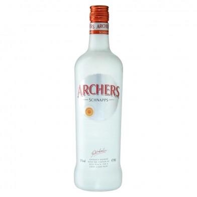 Archers Peach Schnapps (70cl)