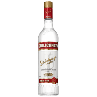Stolichnaya Vodka (70cl)