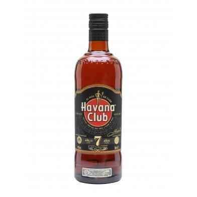 Havana Club Añejo 7 Year Old Rum (70cl)