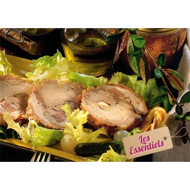 """Enchaud"" Cooked Fillet of Pork from Perigord (450g Jar)"