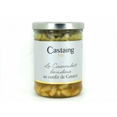 Cassoulet Gastronomique au Confit de Canard (950g)