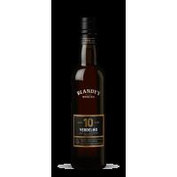 Blandy's Verdelho 10 Years Old Medium-Dry Madeira (50cl)
