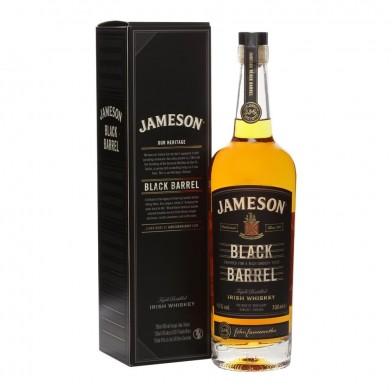 Jameson Black Barrel Irish Whiskey (70cl)
