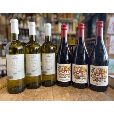 English Wine Case