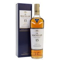 The Macallan Double Cask 15 Year Old Whisky (70cl)