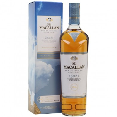 The Macallan Quest Whisky (70cl)
