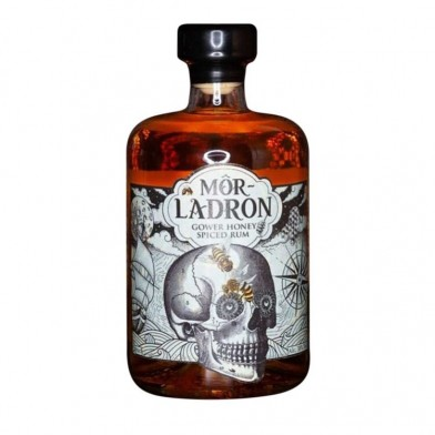Môr-Ladron Honey Spiced Rum (70cl)
