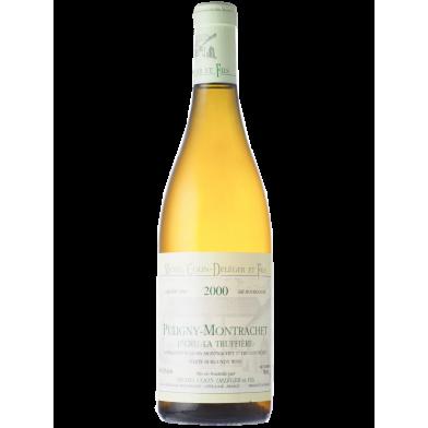 "Puligny-Montrachet 1er Cru ""La Truffiere"" (2000) Deleger"