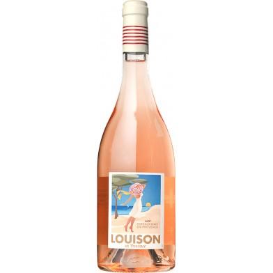 Louison en Provence, Côteaux d'Aix en Provence Rose (2019)