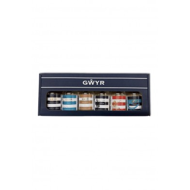 GWYR Gower Miniature Gift Set (6x5cl)