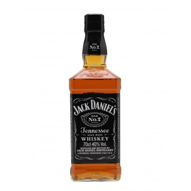Jack Daniel's Tennessee Whiskey (70cl)