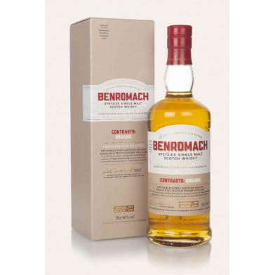 Benromach Contrasts Organic Whisky (70cl)