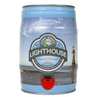 Gower Brewery Lighthouse Lager (5 Litre Keg)