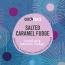Coco Pzazz Salted Caramel Fudge Pieces (150g)