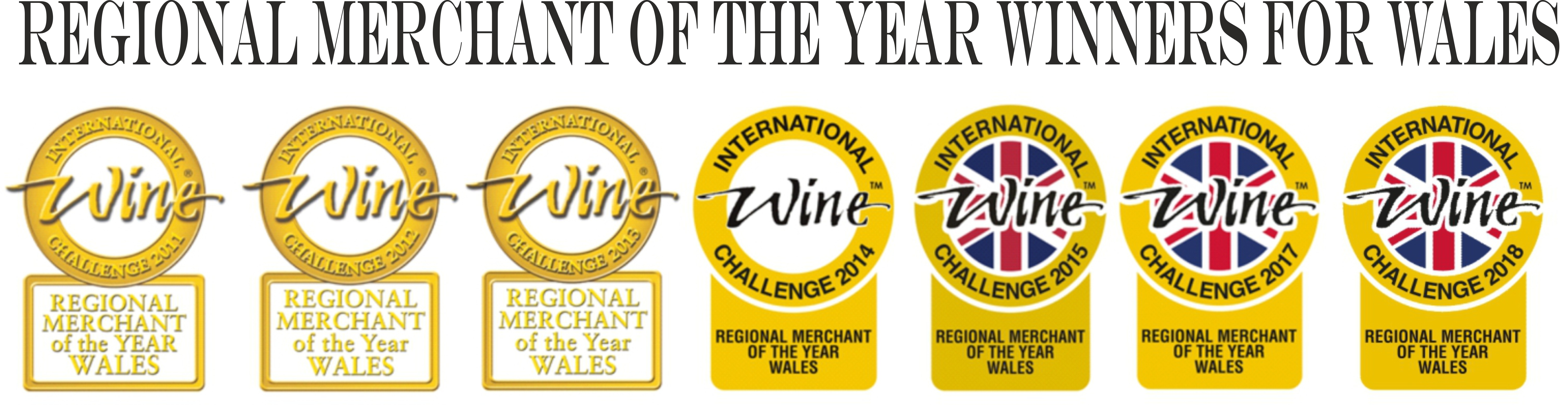 IWC Award Winning Wines