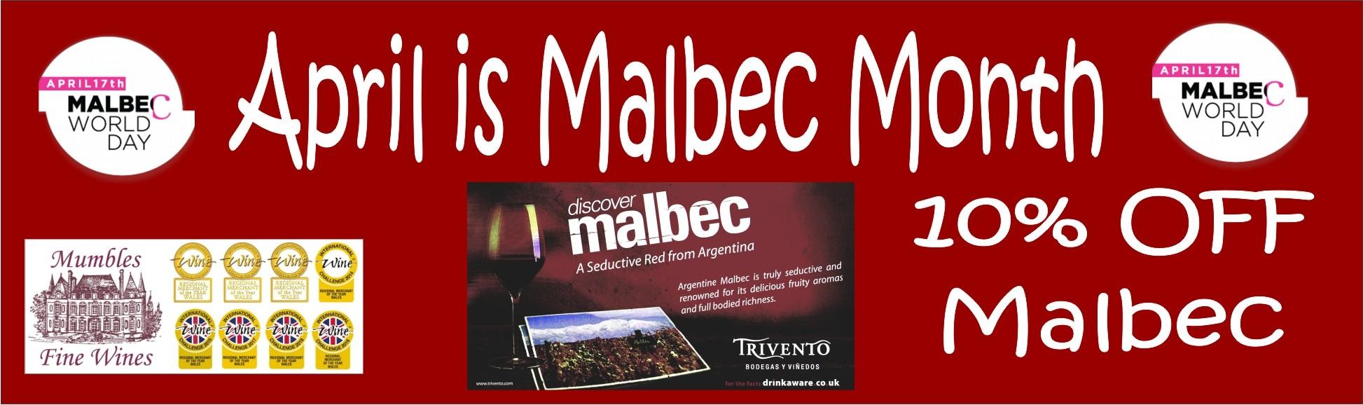 Malbec Month