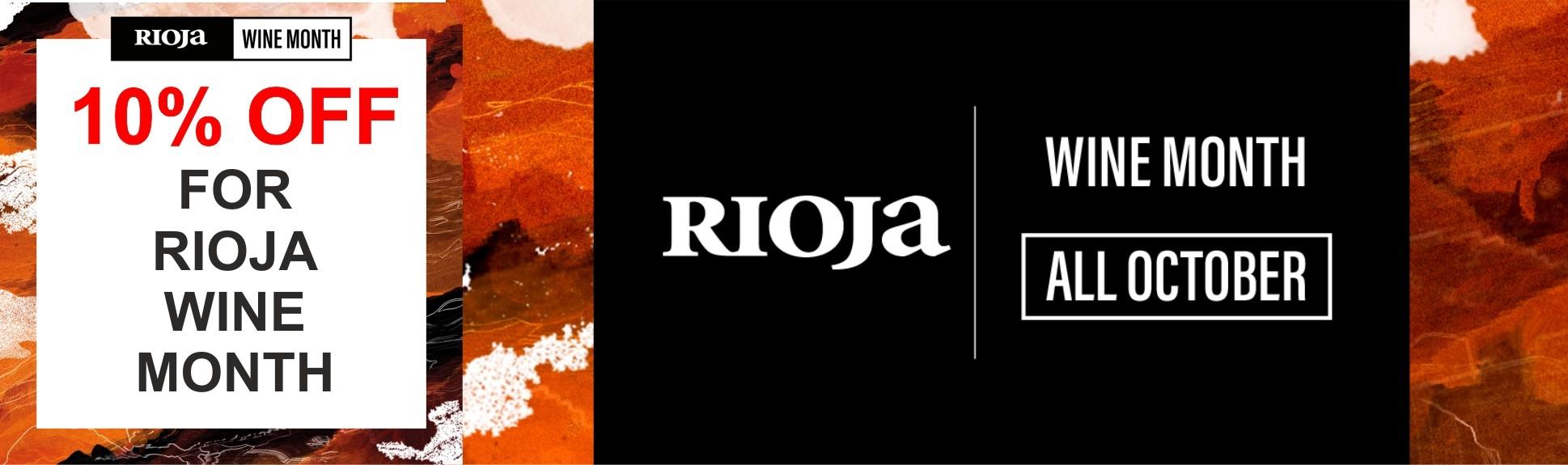 Rioja Wine Month
